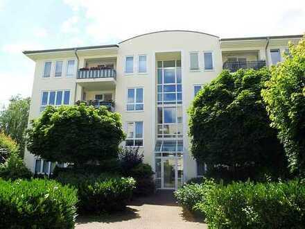 Gepflegte 3-Zimmerwohnung in ruhiger Lage mit Balkon!