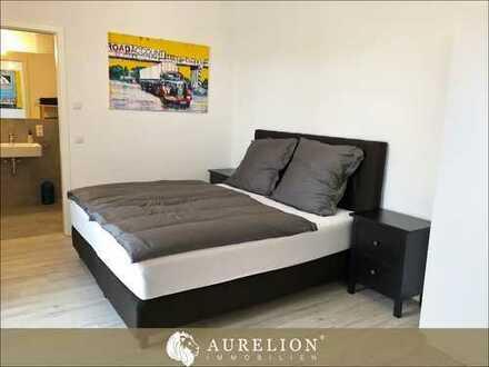 NEUBAU BOARDING HOUSES 1,5 Zimmer im EG -voll ausgestattet - PRIME PARK **Tagespreis Euro 89,- €**