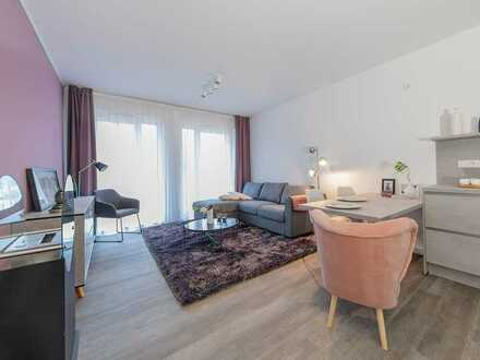 Beste Lage in Wesseling! 2-Zimmer - Gemütliche Wohnküche - Fußläufig zum Rhein