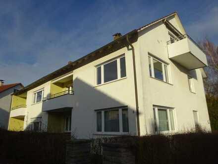 Sehr helle und ruhig gelegene 3 - Zimmer - Mietwohnung mit Terrasse