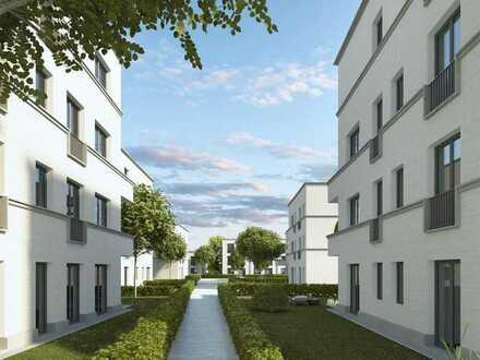 Gemütliche 2-Zimmer Wohnung mit Terrasse und Gartennutzung (4.2)