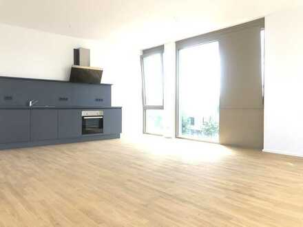 Modernes Penthouse direkt am Annemarie-Wollf-Platz//Dachgarten//EBK//