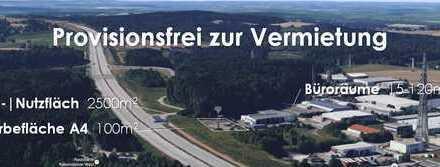 Nutz-|Freifläche|Werbefläche|Büro|Top Lage A4|15-2500m2