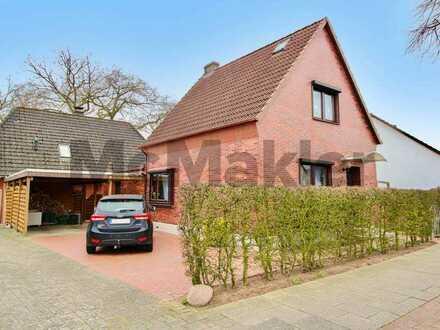 Charmant und naturnah: Schönes 3-Zi.-EFH mit Garten und Terrasse in Bremen-Kattenesch
