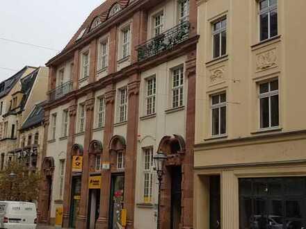 Denkmalgeschütztes Geschäftshaus in 1 A Lage von Zwickau