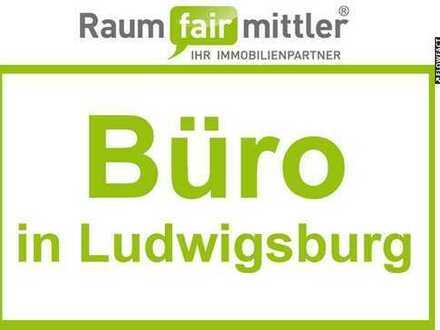 Schöner, heller Büroraum in bester Lage in Ludwigsburg zu vermieten!