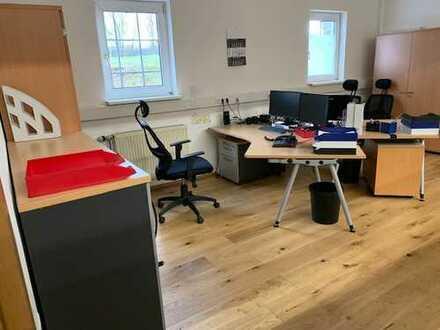 Büroeinheit ca. 60 qm gesamt oder getrennt zuvermieten
