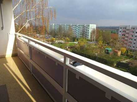 Tolle 3-Zimmer-Wohnung in grüner Lage - mit Balkon und Fernblick!