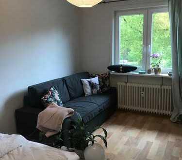 Schönes 14 qm WG Zimmer im grünen in Harburg/Eissendorf mit guter HVV Anbindung