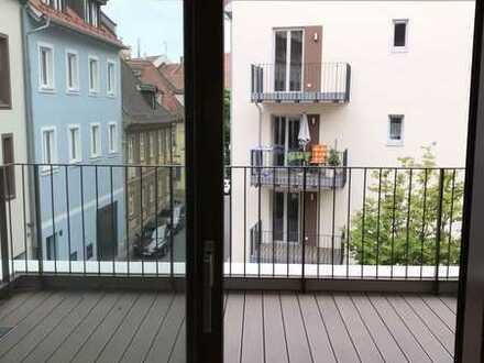 Exklusive 3 Zimmer-Wohnung im Quartier an den Stadtmauern, Bamberg