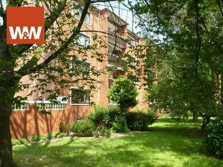 Gartenstadt Vahr - Großzügige 3-Zimmer-Wohnung mit herrlicher Loggia