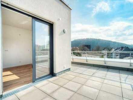 Die schönste Wohnung in der ganzen Stadt - phantastisches Penthouse mit höchstem Wohnkomfort!