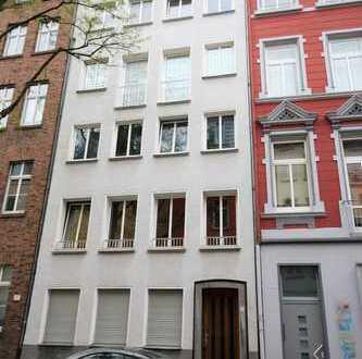 Zentral und dennoch ruhig gelegene 2-Zimmer-Stadtwohnung Nähe Stadtgarten