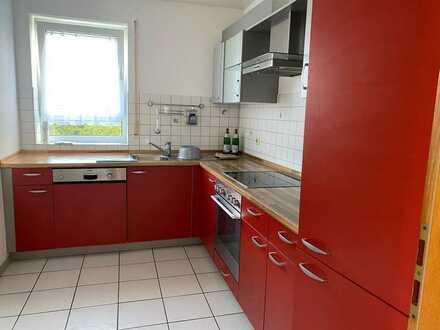 Gepflegte 3-Raum-Erdgeschosswohnung mit Balkon in Ubstadt-Weiher/Weiher