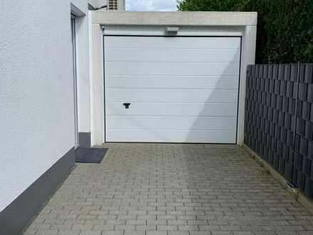 Auch als Kapitalanlage interessant / mod. DHH mit Weitblick / 2 Terrassen / Garten / Garage uvm.