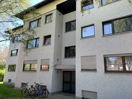Schöne und gut aufgeteilte Wohnung mit Süd-Balkon in Holzwickede-Sackgasse!