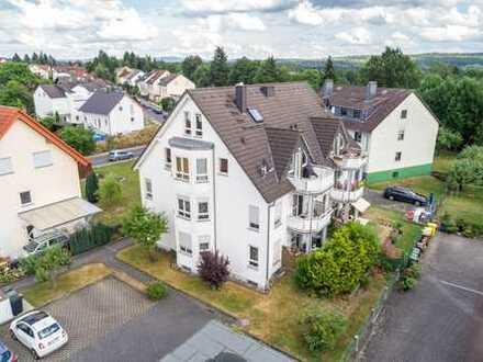 Langenselbold: Schöne, helle 4-Zi.-DG-Studio-Whg., 100m²