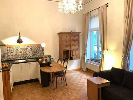 2 Room-Apartment, möbliert, ready to live