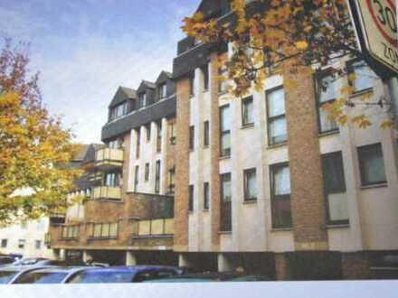 Komfortable 2,5 Zimmer-Wohnung mit Sonnenbalkon und TG-Stellplatz