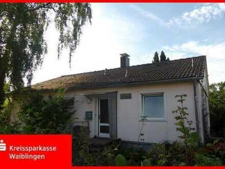 Einfamilienhaus in sonniger, ruhiger Wohnlage von Schorndorf-Oberberken!