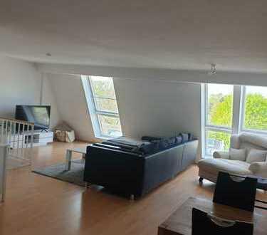 Helle 3-Zimmer-Maisonettewohnung