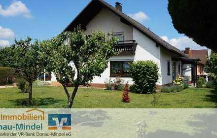 Attraktives Wohnhaus in Lauingen sucht neuen Besitzer!