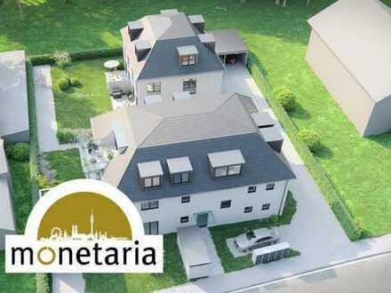 2-Zi-Wohnung mit großem, offenen Wohn-/Essbereich & gleich zwei Balkonen