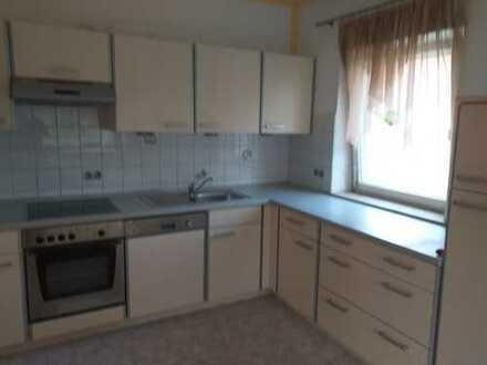 Modernisierte 3-Zimmer-Wohnung mit Balkon und Einbauküche in Neusäß