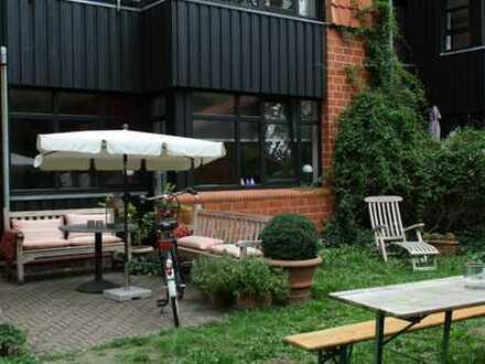 ## Topp Lage, 3 Zi. EG, Garten, Terrasse, Stellplatz ##