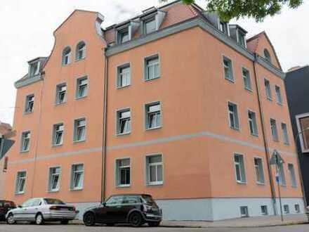 Charmante 5 Zimmer Maisonette-Wohnung gleich bei der Wertach in Bahnhofsnähe