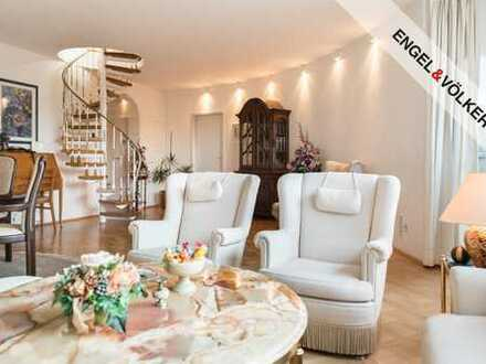 Großzügige Maisonette-Wohnung in Herrenhausen