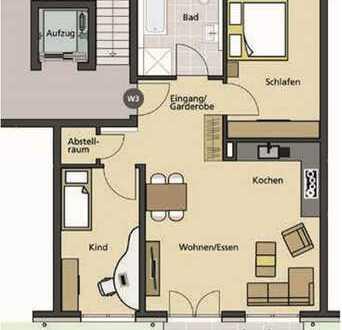 Neubau/Erstbezug: exklusive 3-Zimmer-EG-Wohnung mit Terrasse in Herrenberg