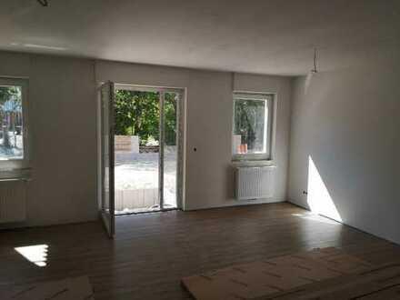 Neubau 4 ZKB Wohnung im Erdgeschoss mit Terasse