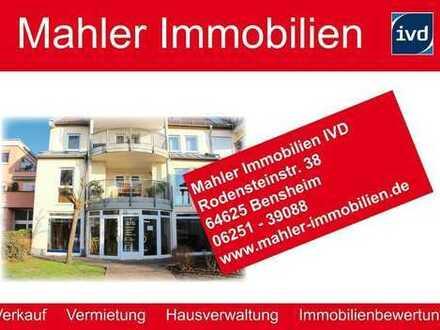 Attraktives Ladengeschäft für Kapitalanleger zentral in Bensheim Auerbach
