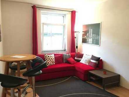 !!! Absolut zentrale Lage - Zwei-Zimmer-Wohnung im Georgsviertel
