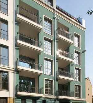 5-Zimmer-Dachgeschoss-Maisonette-Wohnung mit 2 Bädern und Kaminanschluss
