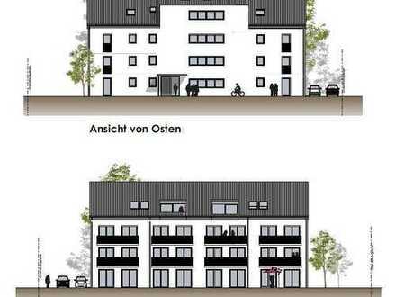 Neue 3-Zimmer-Wohnung in Weißenhorn (Erstbezug)