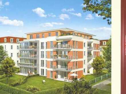 Neuwertige Wohnung mit fünf Zimmern sowie Balkon in Dresden - Plauen