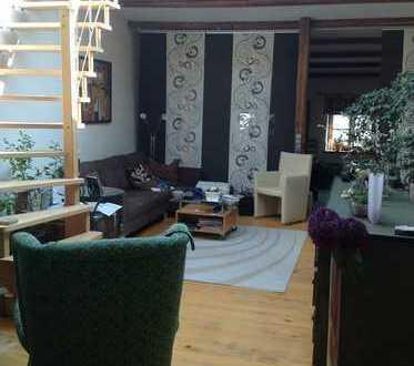 Tolle 3-Zimmer-DG-Wohnung mit Dachterrasse und EBK in Wasserburg a. Inn