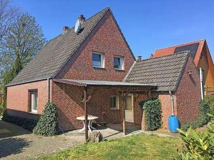 Einfamilienhaus in ruhiger Siedlungslage von Wardenburg