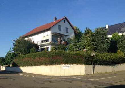 Großsachsen mit Blick in die Pfalz 3-Familienhaus 300m² 12-Zimmern Hirschberg, Bergstraße