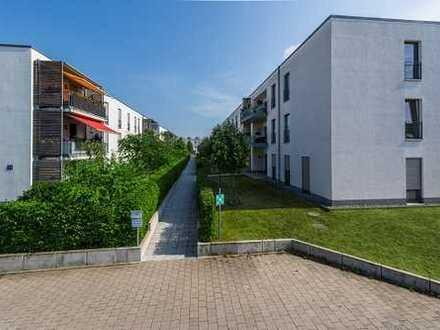 Penthouse Wohnung mit einem besonderen Grundriss und Fernblick KfW 55