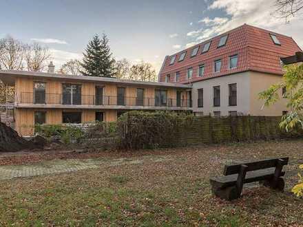 2-Raum Wohnung mit 40 m² Garten, Babelsberg *provisionsfrei*