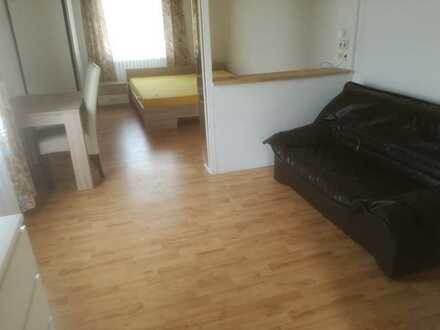Stilvolle 1-Zimmer-Wohnung mit Einbauküche in Walldürn