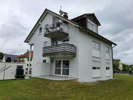 Kapitalanlage - Dreifamilienhaus in Balzheim
