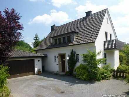 Einfamilienhaus am Stadtrand von Menden