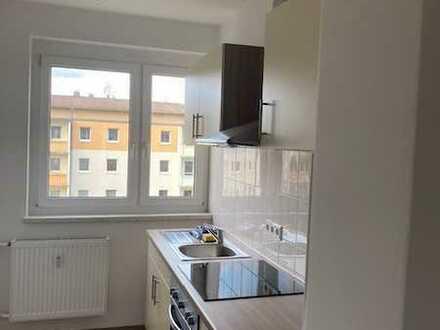 Achtung! - Wunderschöne 4 Zi-Wohnung m. Balkon u. Küche (inkl. Wunschgutschein!*) zu vermieten