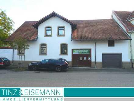 Einfamilienhaus mit Garage in Zeutern