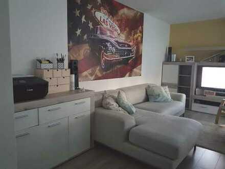 Helle 3-Zimmer-Wohnung Neubau in zentraler Lage