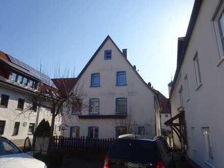Historisches Haus in der Stadtmitte von Schelklingen
